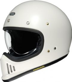 Shoei Ex-Zero White Helmet